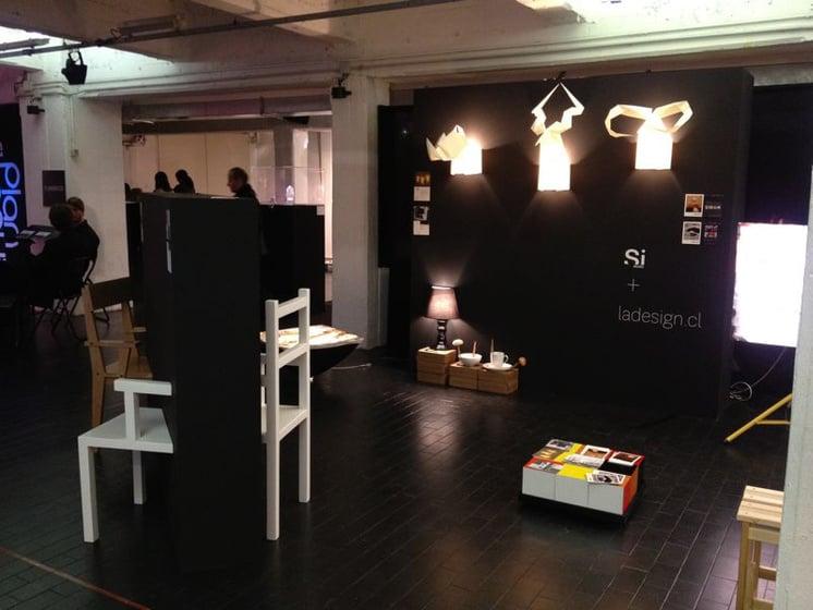 Si Studio en el Temporary museum for new design Discovering